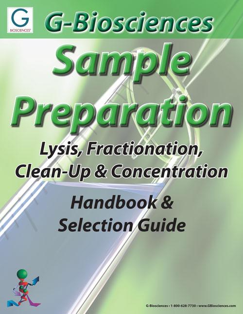Sample Preparation Handbook